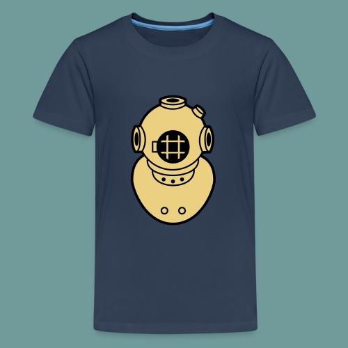 scaph_02 - T-shirt Premium Ado