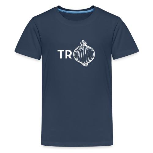 Trui met ui - Teenager Premium T-shirt