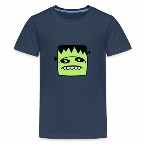 Fonster pur - Teenager Premium T-Shirt