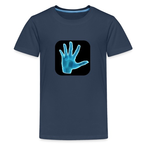 MILLAS MEMO 2 App Icon - Teenager Premium T-Shirt