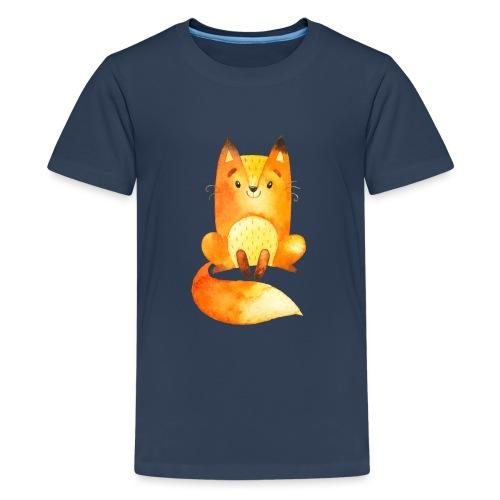 Forest2 - Teenager Premium T-shirt