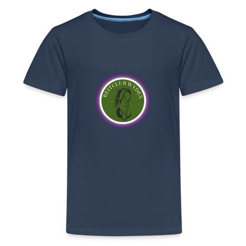 Reitclub Wyden - Teenager Premium T-Shirt