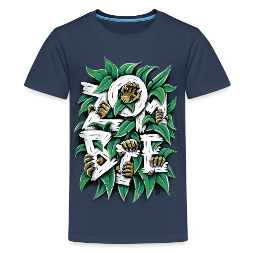 ZOMBIE - Teenage Premium T-Shirt