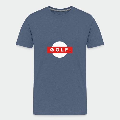 GOLF. - T-shirt Premium Ado