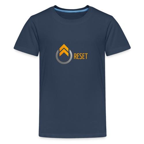 RESET Design - Teenager Premium T-Shirt
