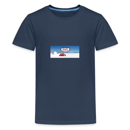 Banniere officielle 202@232 - T-shirt Premium Ado