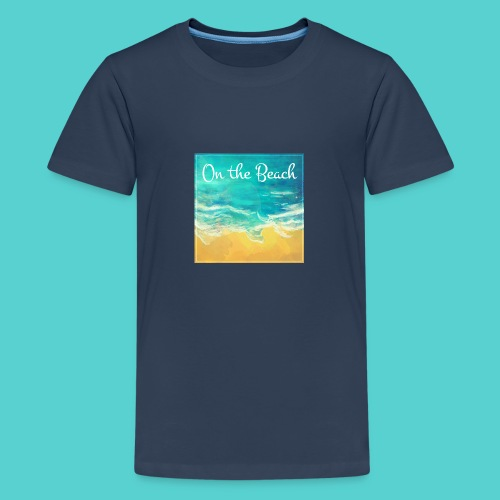 On the Beach - T-shirt Premium Ado