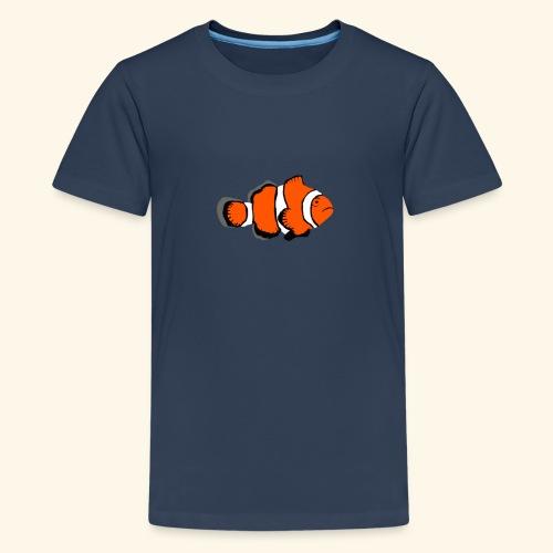 Clownfish - Teenage Premium T-Shirt