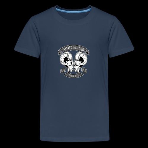 Wildheads Original - Teenager Premium T-Shirt