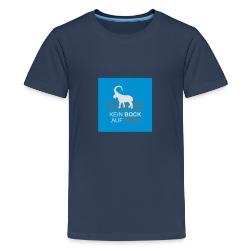 BOCK BUTTON - Teenager Premium T-Shirt