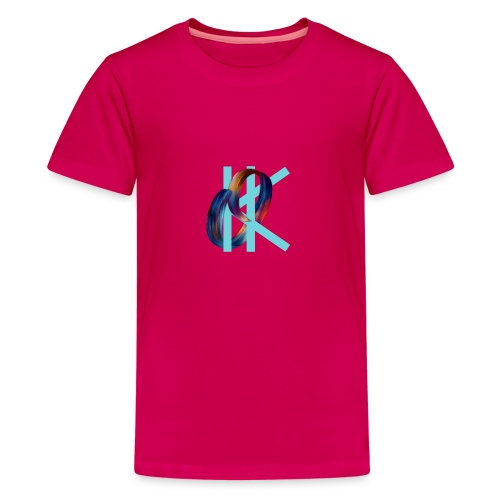 OK - Teenage Premium T-Shirt