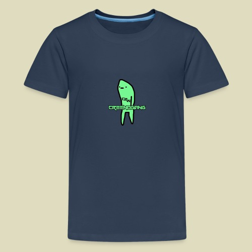 CreeNoGang - Teenager Premium T-Shirt