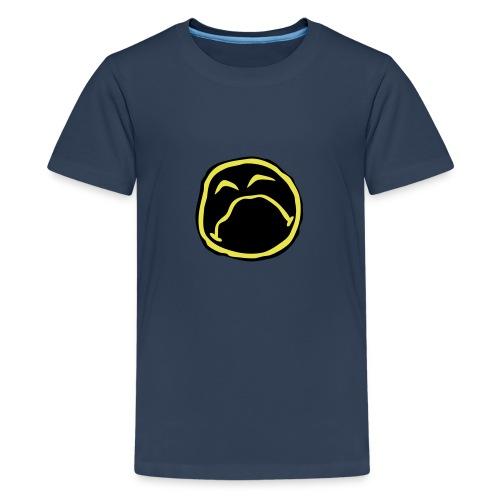 Droef Emoticon - Teenager Premium T-shirt