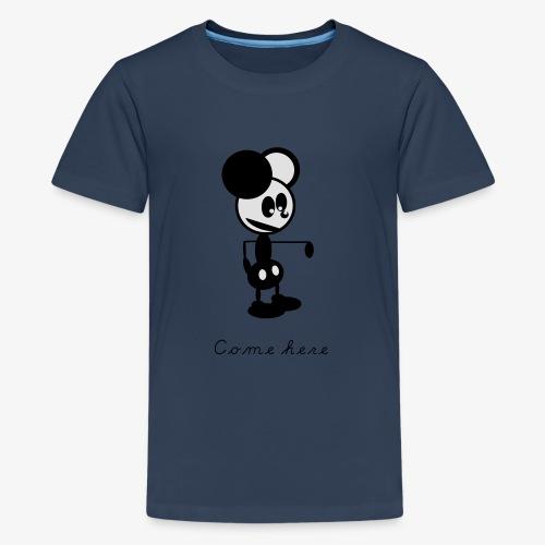 Mickey5 - Teenager Premium T-Shirt