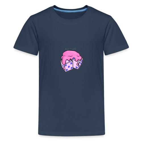CW DiceIce - Teenage Premium T-Shirt