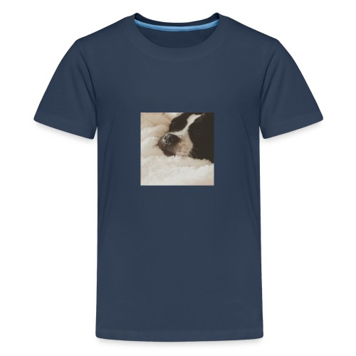 PuppyLove - Teenage Premium T-Shirt
