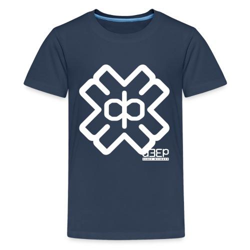 July D3EP Blue Tee - Teenage Premium T-Shirt