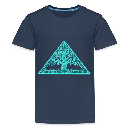 Lebensbaum - Teenager Premium T-Shirt