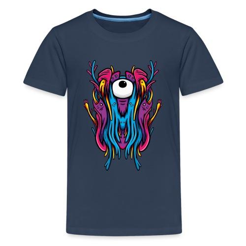 Look Up - Teenage Premium T-Shirt