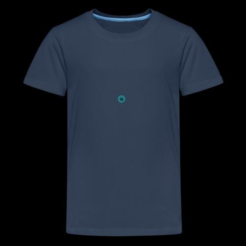GekkeMennen LOgo - Teenager Premium T-shirt