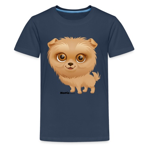 Dog - Teenager Premium T-Shirt
