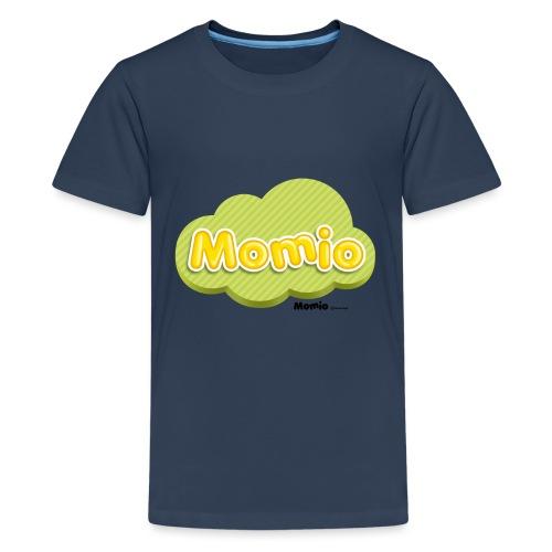 Logo Momio - Koszulka młodzieżowa Premium
