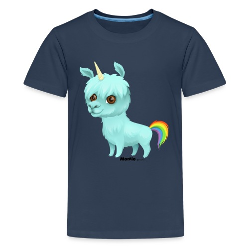 Lamacorn - Teenager Premium T-Shirt