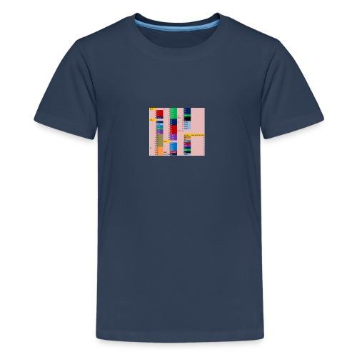 EXAM TIMETABLE - Teenage Premium T-Shirt