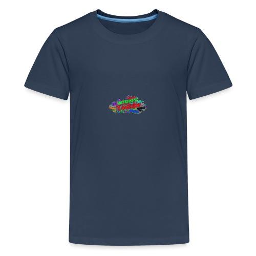 LBE FR33STYLZ - Teenage Premium T-Shirt