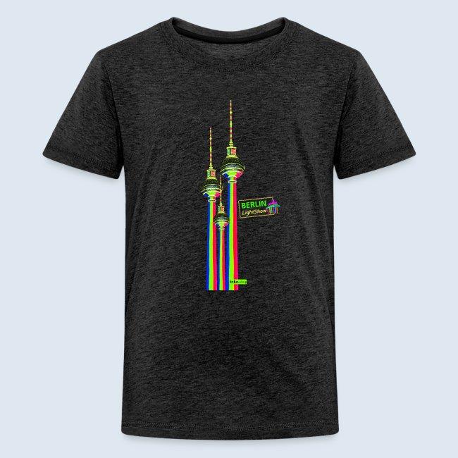 Fernsehturm Berlin PopArt ickeshop BachBilder