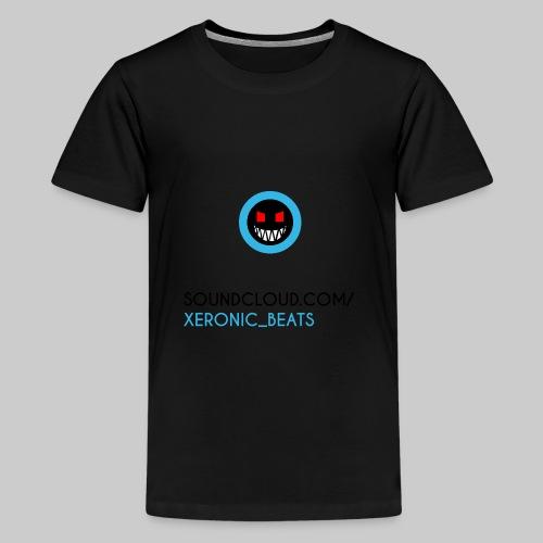 XERONIC LOGO - Teenage Premium T-Shirt
