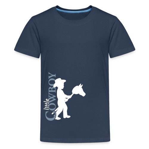 LittleCowboy's - Teenager Premium T-Shirt