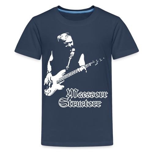 Denny Bass EPS - Teenage Premium T-Shirt