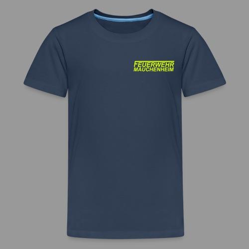 feuerwehr mauchenheim - Teenager Premium T-Shirt