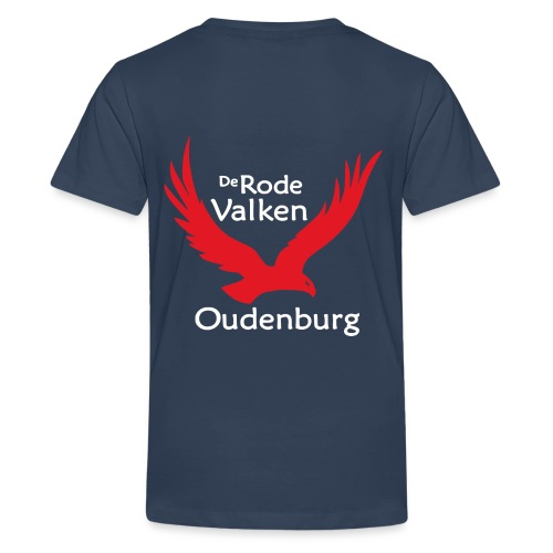 oudenburg - Teenager Premium T-shirt