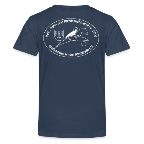 RV Großsachsen - Teenager Premium T-Shirt