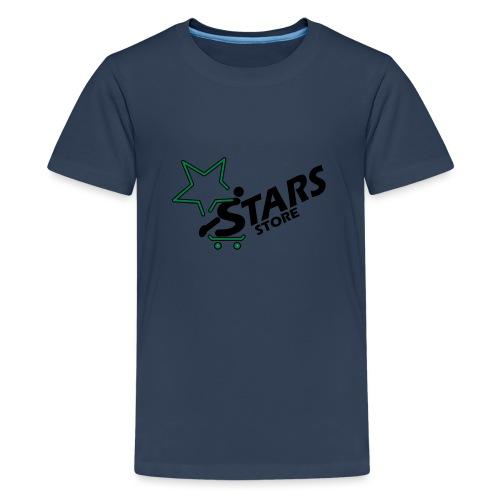 Logo Stars Store - Teenager Premium T-Shirt
