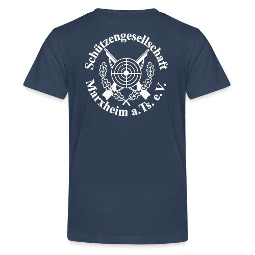 sg marxheim - Teenager Premium T-Shirt