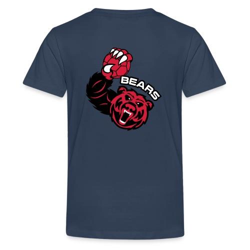 Bears Handball - T-shirt Premium Ado