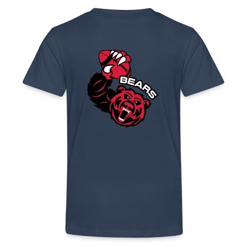 Bears Rugby - T-shirt Premium Ado