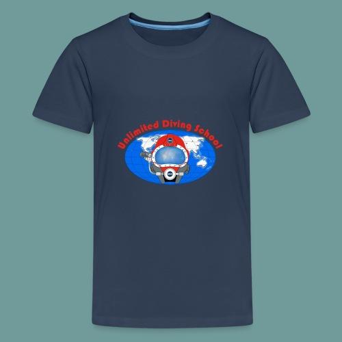 Ts Bi10Tx 02 - T-shirt Premium Ado