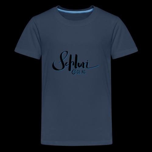 Schluri - Teenager Premium T-Shirt