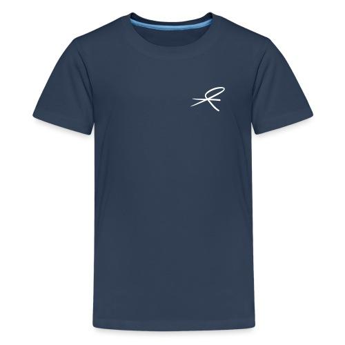 MJJK - Premium T-skjorte for tenåringer