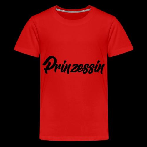 Prinzessin - Teenager Premium T-Shirt