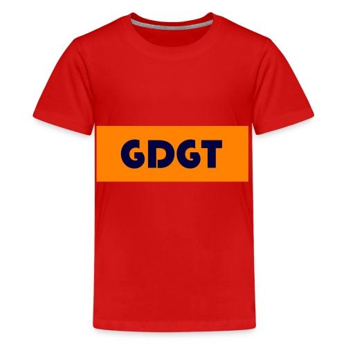GDGT - Teenager Premium T-Shirt