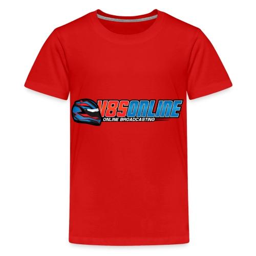 v8sonline - Teenage Premium T-Shirt