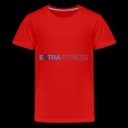 Extra FITNESS - Teenager Premium T-Shirt