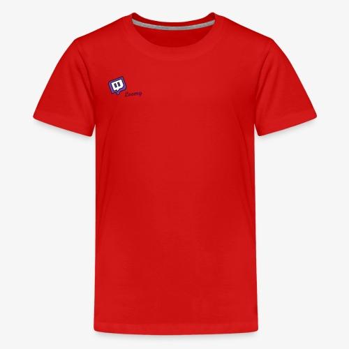 Loomy Twitch - Teenage Premium T-Shirt