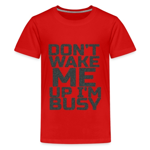 t-shirt for hard working. - T-shirt Premium Ado