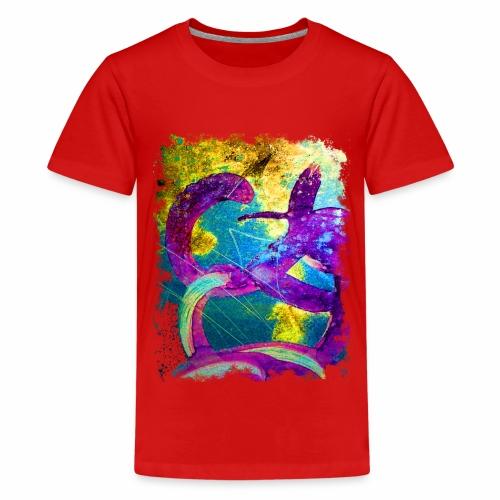 Sebastian - Teenager Premium T-Shirt
